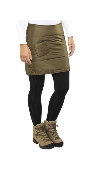 Tatonka Tare Padded Skirt Women olive